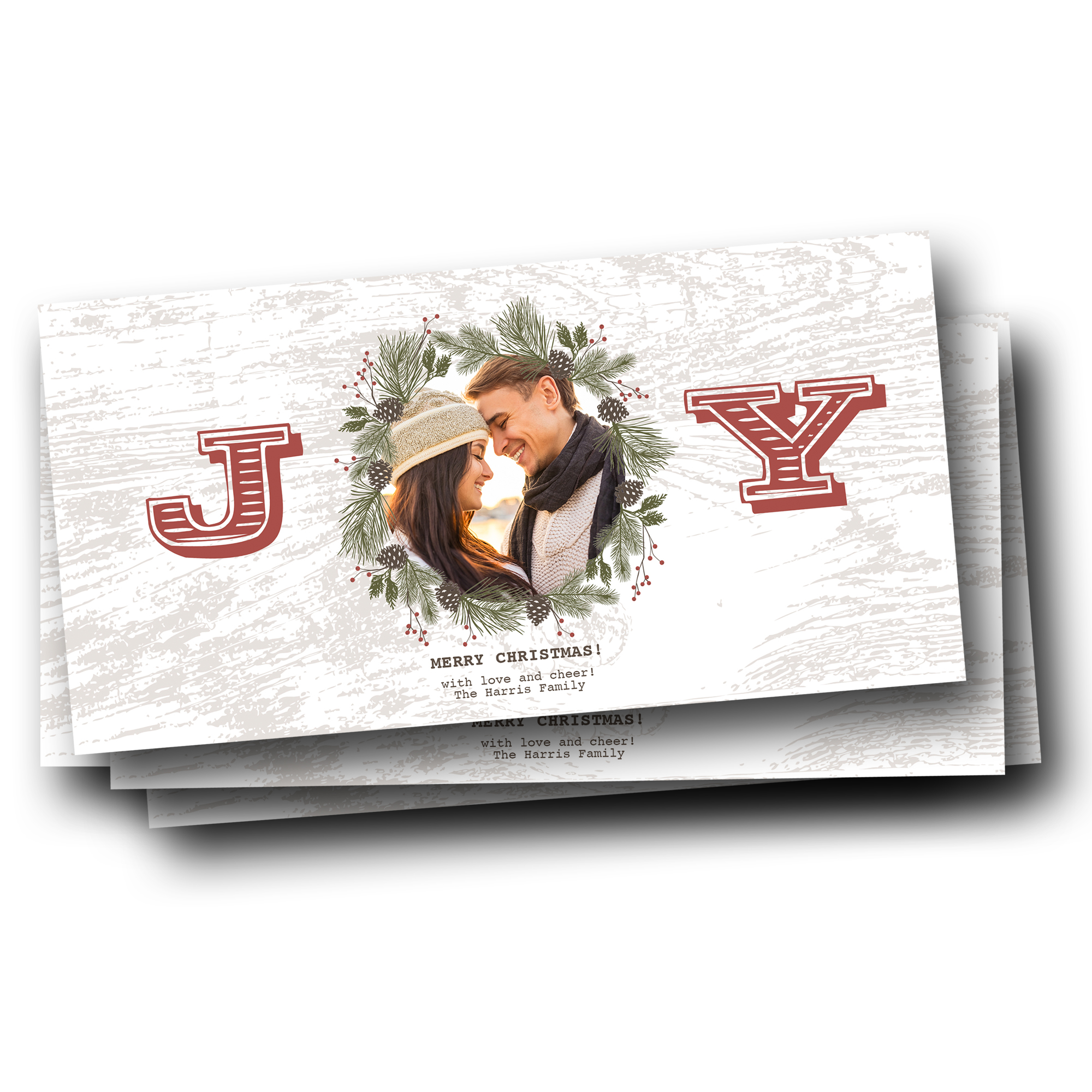 1-Hour 4x8 Photo Paper Cards Tier 1