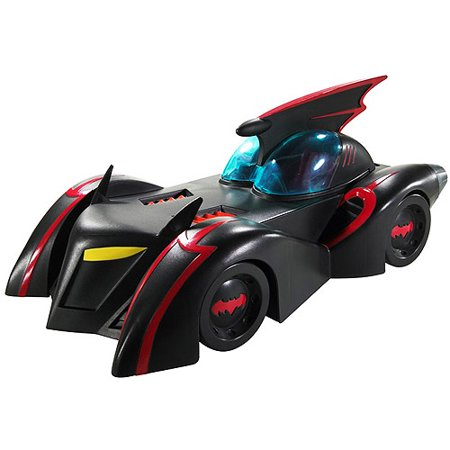 batman: the brave and the bold batmobile
