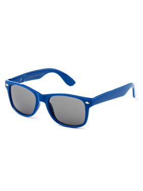 "Newbee Fashion - ""Blu"" Kids Style Sunglasses with Comfortable Spring Temple UV Protection Lead Free Girls Boys Sunglasses ( 1-6 Years)"