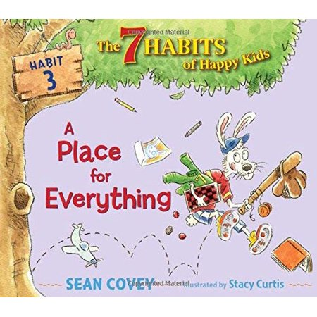 A Place for Everything (Habit 3 - The 7 Habits of Happy Kids) - image 1 de 1