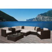 Atlantic Southampton All Weather Wicker Collection - Seats 7