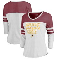 52b838a72 Product Image Washington Redskins NFL Pro Line by Fanatics Branded Women's  Plus Size Air Color Block Tri-
