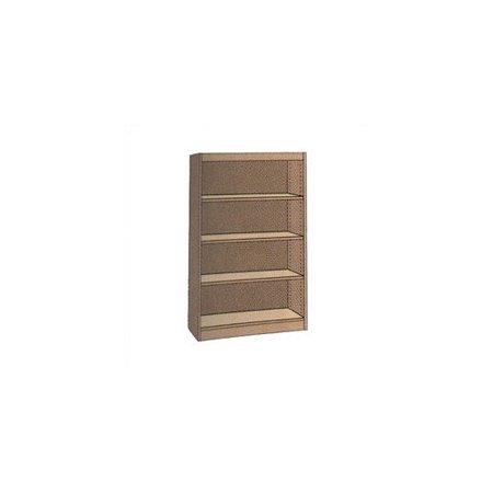 Virco Faced Starter Bookcase Single