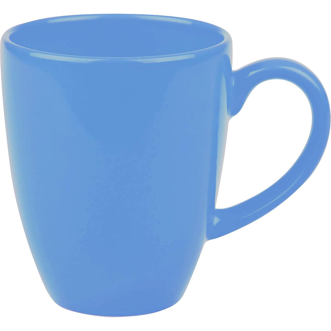 Waechtersbach  Fun Factory Blue Bell Jumbo Cafelatte Cups (Set of 4)