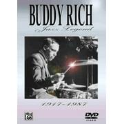 Buddy Rich: Jazz Legend 1917-1987 (DVD)