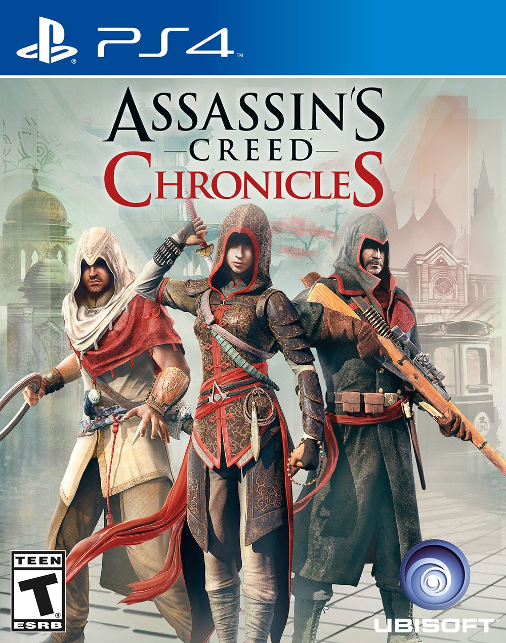 Ubisoft Assassin S Creed Chronicles Action Adventure Game