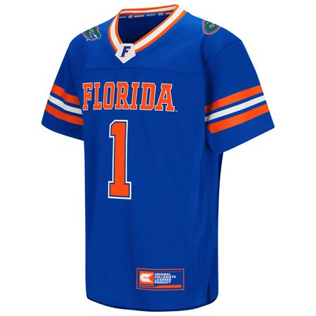 save off a3d92 6646f Youth NCAA Florida Gators Football Jersey (Team Color)