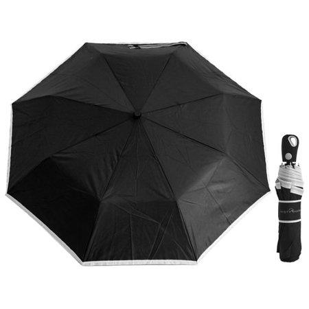 Auto Open Umbrella Black