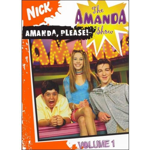 The Amanda Show - Volume 1: Amanda, Please! (Full Frame)
