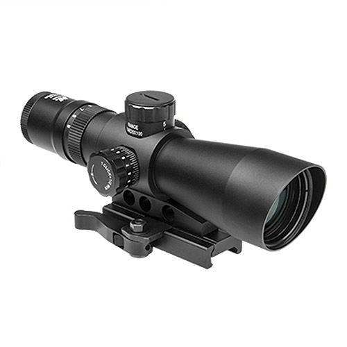 NcSTAR 3-9 x 42mm Mark III Tactical Series Rifle Scope by NcSTAR