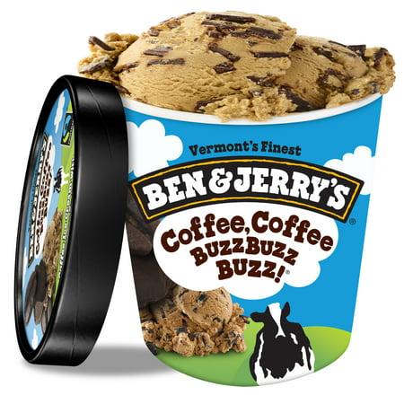 Ben Jerry S Coffee Buzzbuzzbuzz Ice Cream