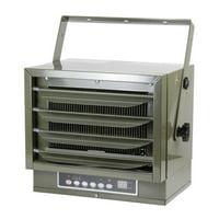 Comfort Zone CZ220 5,000-Watt Ceiling-Mounted 3-Setting Fan-Forced Industrial Heater