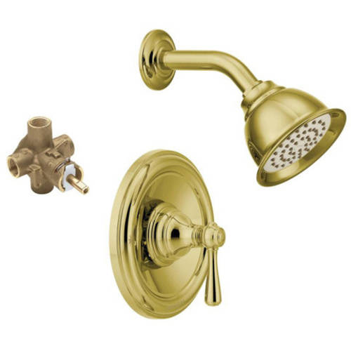 Moen Kski-p-t2112p Kingsley Shower Faucet, Available in Various Colors