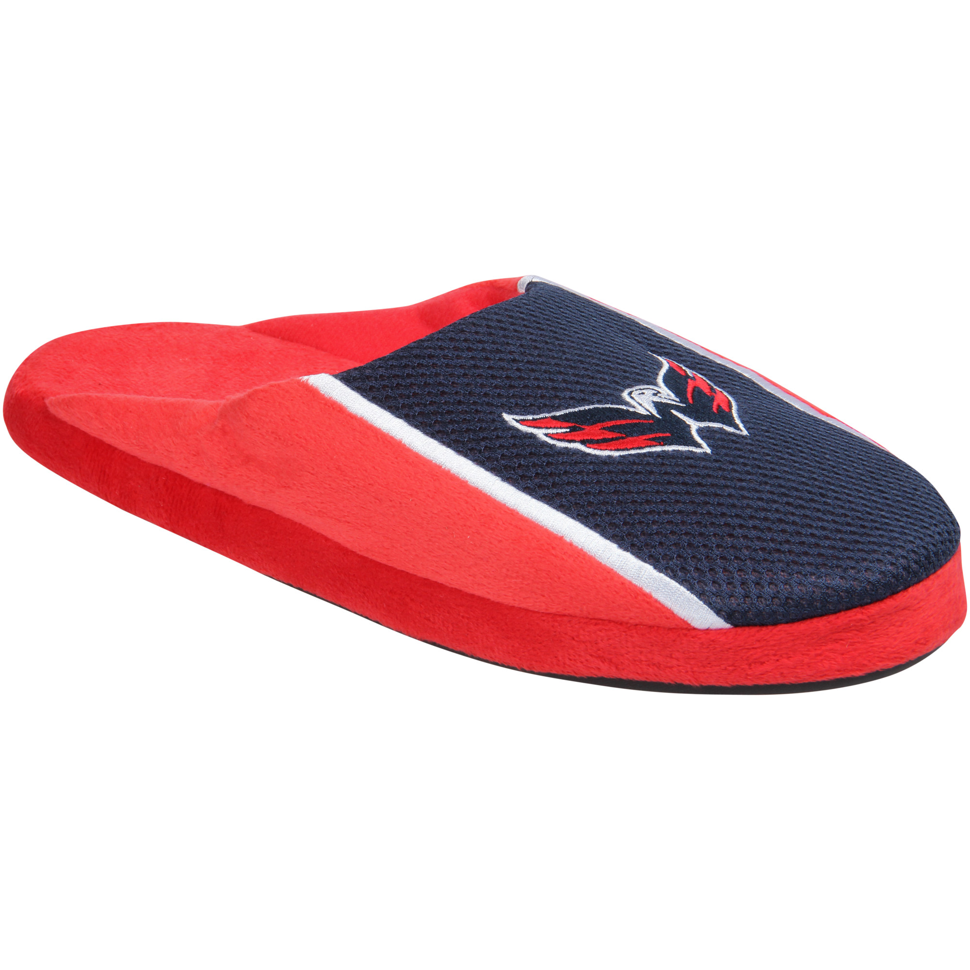Washington Capitals Jersey Slide Slippers