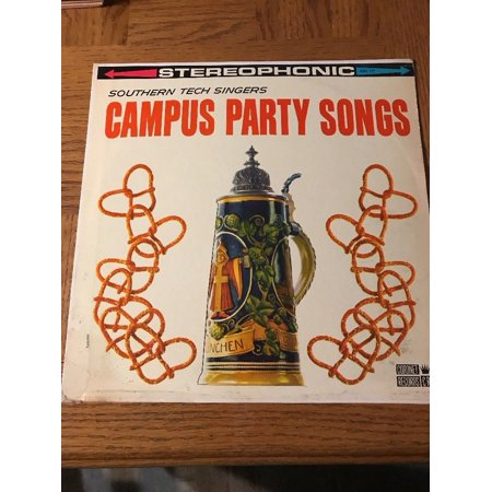 Southern Tech Singers: Campus Party Songs Album (Southern California Photo Album)