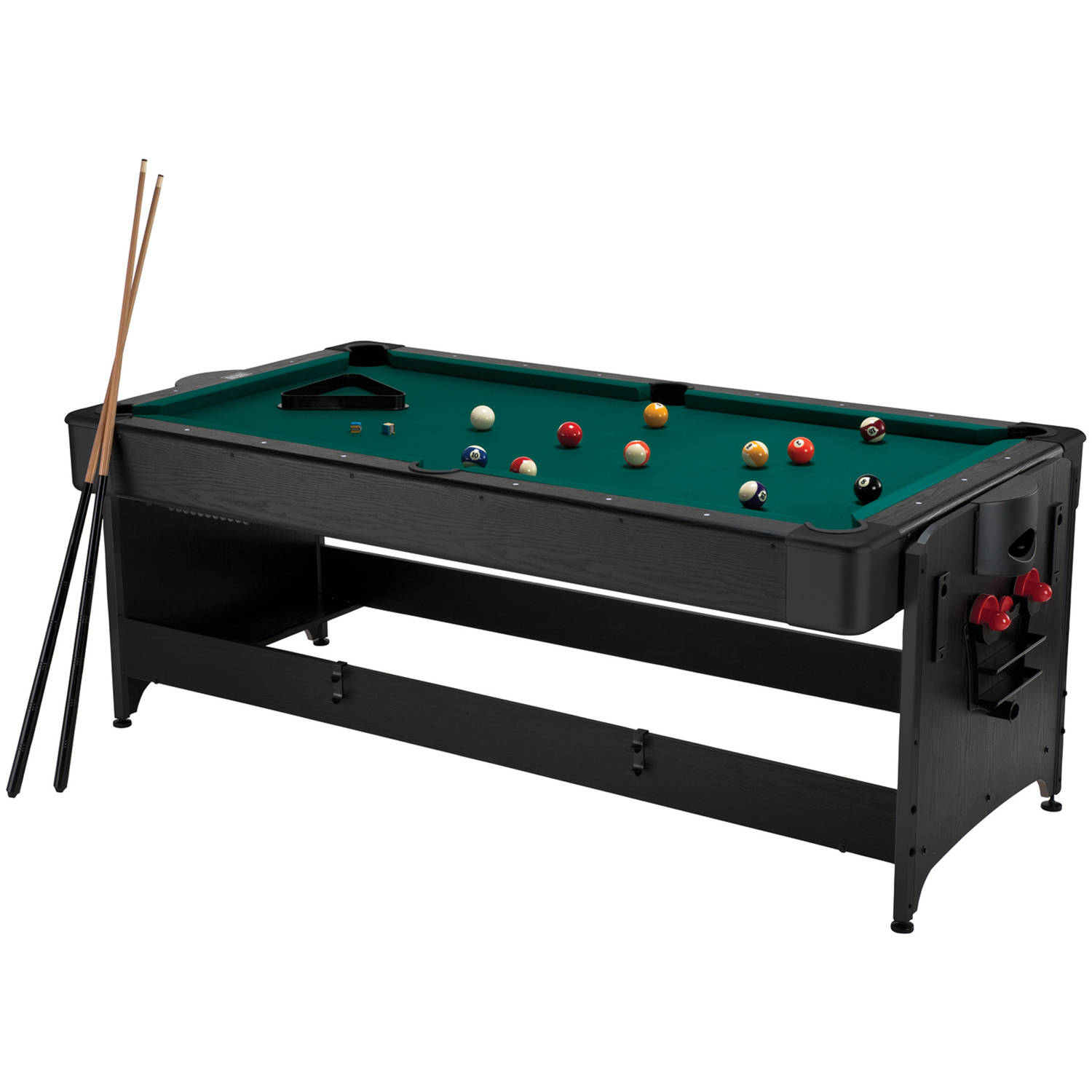 Fat Cat Pockey 7' 2-in-1 Game Table