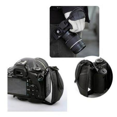 PU Camera Strap Hand Grip Wrist Strap Belt for Nikon for Canon DSLR Camera - image 4 de 8
