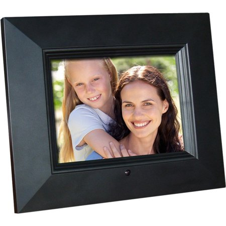 Sungale Ad801 8 In Lcd Digital Photo Frame With Remote Control