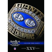 NFL America's Game: 1990 Giants (Super Bowl XXV) by