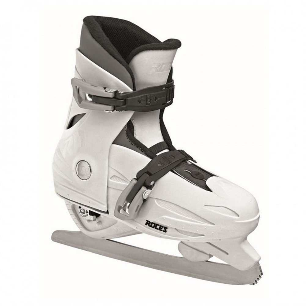 Roces Kids Adjustable Ice Skate MCK II Figure 450519-00002 by Roces