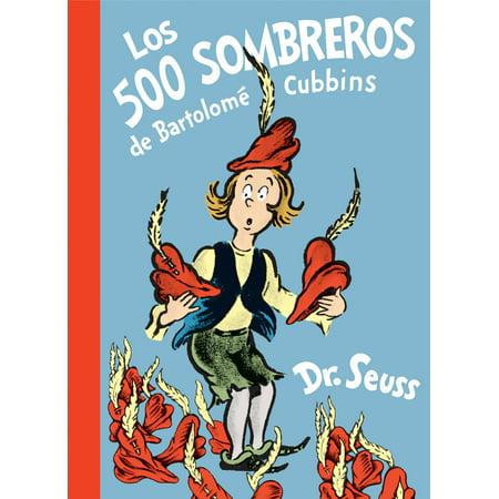 Los 500 sombreros de Bartolomé Cubbins (The 500 Hats of Bartholomew Cubbins Spanish - Spanish Hats