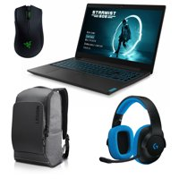 Gaming Laptop Bundle with Choice of Backpack, Mouse, and Headset Value Bundle