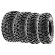 Full set of sport ATV UTV Tires 26x9R12 6 PR 2pcs 26x11R12 6 PR 2pcs A043