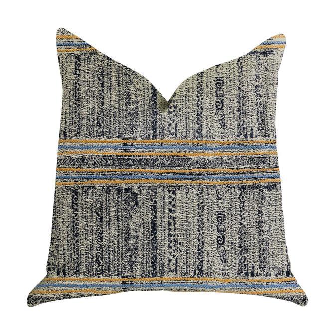Promenade Way Textured Luxury Throw Pillow, 20 x 30 in. Queen - image 1 of 1