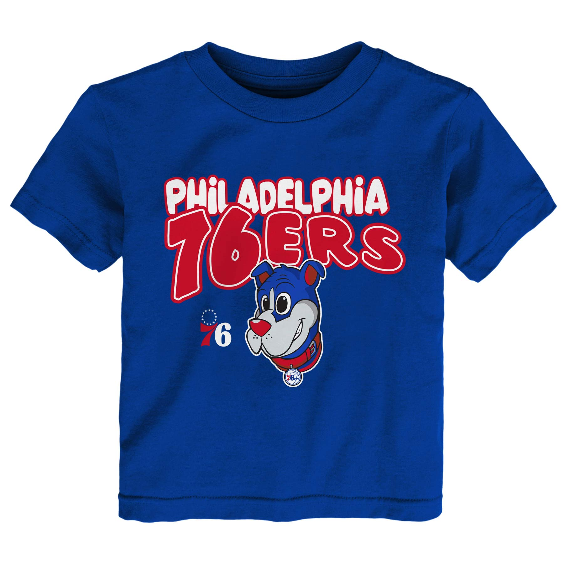 Philadelphia 76ers Preschool & Toddler Bubble Letter T-Shirt - Royal