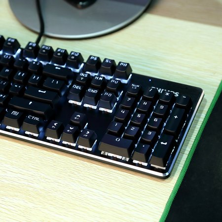 Philips USB Wired 2.0 Mechanical Gaming Keyboard for Windows 7 8