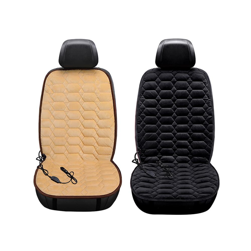 12V Car Seat Warmer Mat Cover Heated Cushion Heating Winter Heater Warmer Pad