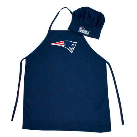 NFL New England Patriots Sports Team Logo Apron and Chef Hat - image 1 de 1