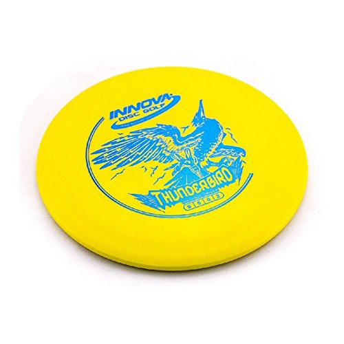 Innova Thunderbird DX Golf Disc: Fairway Driver Assorted Colors, Speed 9 driver with... by