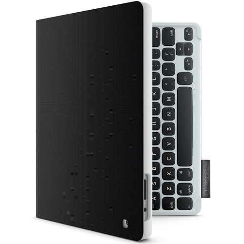 Logitech Keyboard Folio Case for Apple iPad 2/3/4G, Black
