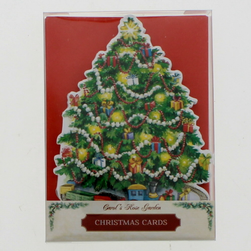 Christmas Tree Boxed Cards