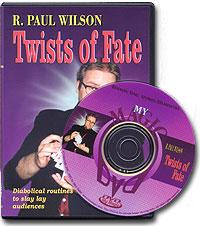 Twist of Fate Paul Wilson, DVD by