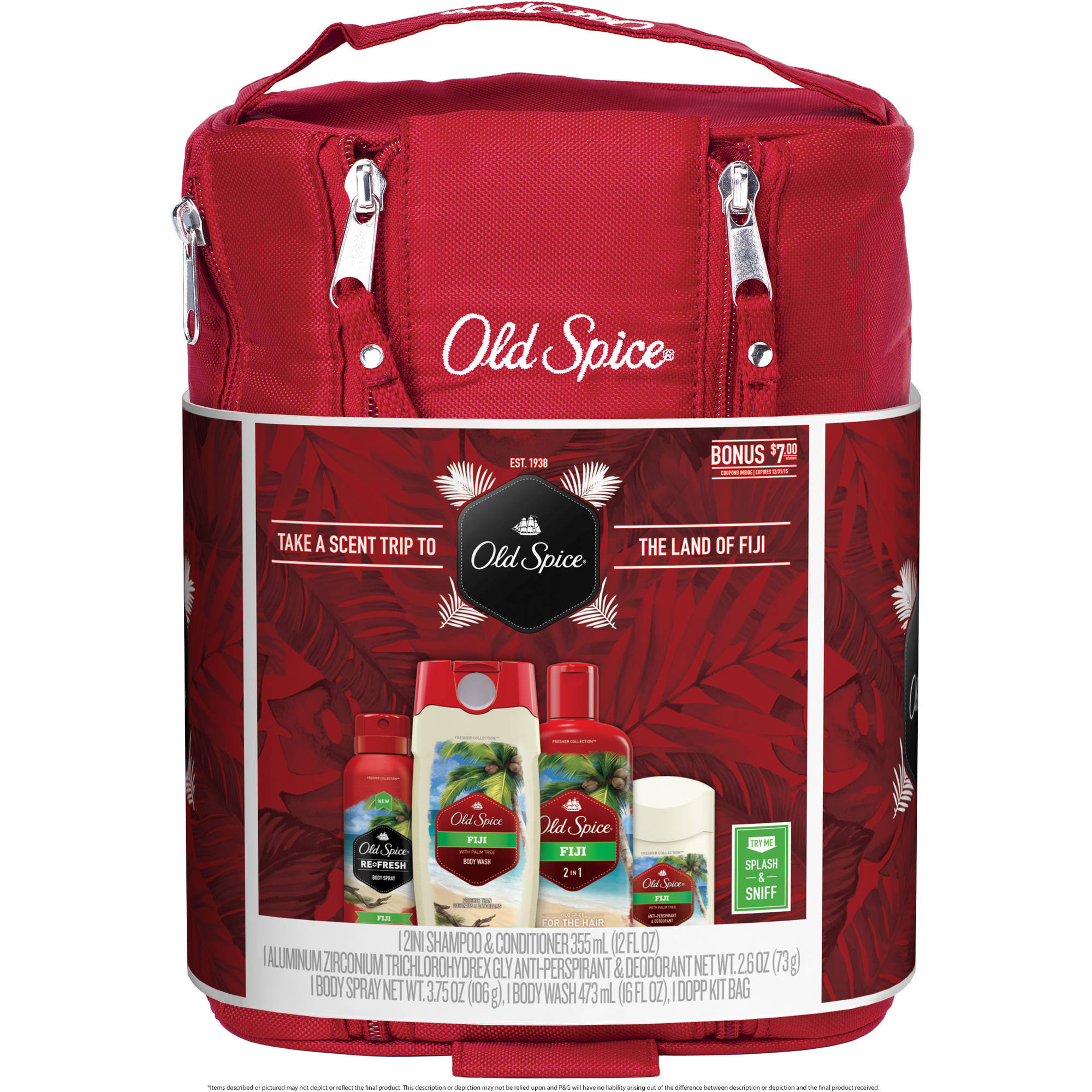 Old Spice Holiday Gift Set (Choose Your Scent)