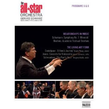 All Star Orchestra: Programs 5 & 6 - Relationships (Orchestra Star)
