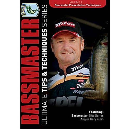 Bassmaster  Ultimate Tips And Techniques Series   Successful Presentation Techniques  Vol 2