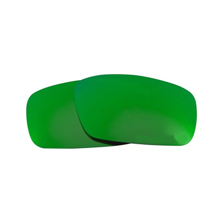 Replacement Lenses Compatible with OAKLEY Crankshaft Polarized Green (Crankshaft Polarized)