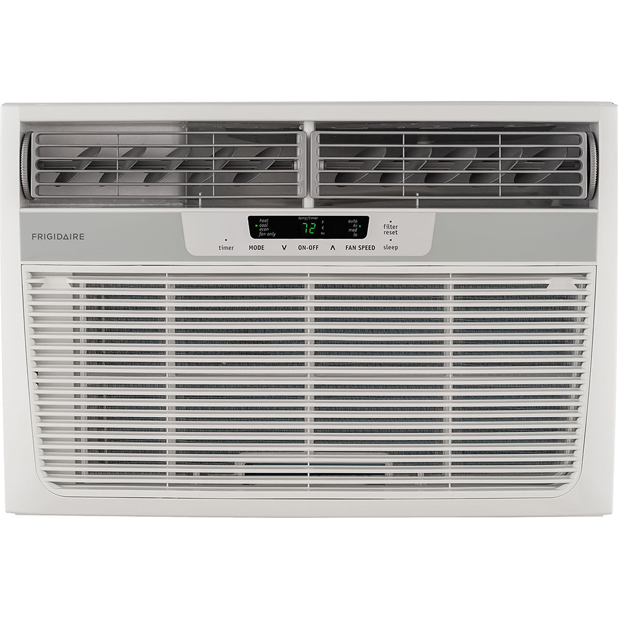 Frigidaire FFRH0822R1 8,000-BTU 115V Compact Slide-Out Chasis Air Conditioner/Heat Pump with Remote Control