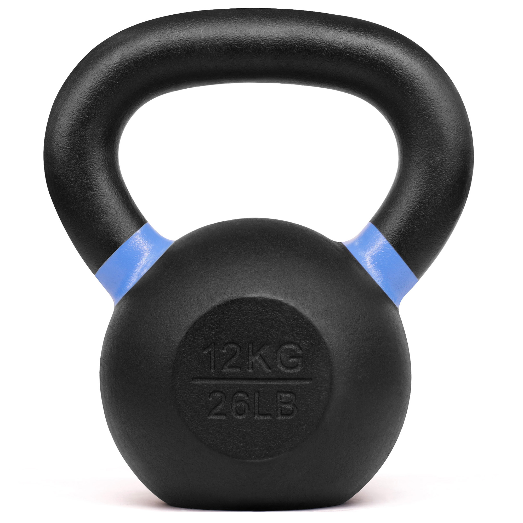 Yes4All Powder Coated Kettlebell Competition - Kettlebell Weights 12 kg