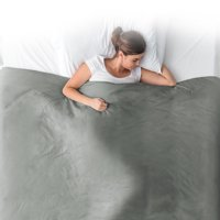 Sleep Therapy Weighted Blanket and Cover (In Multiple lbs and Colors)