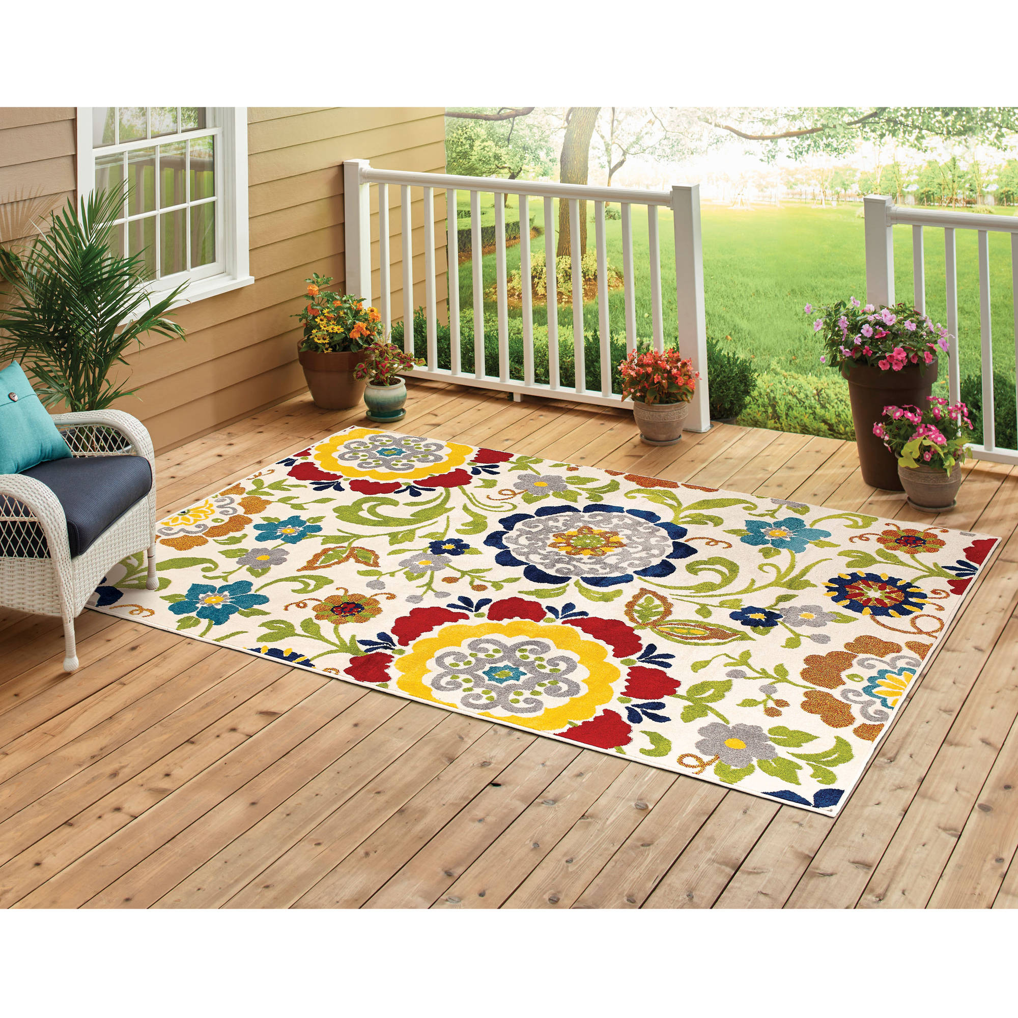 walmart outdoor rugs | Home Decor - photo#17