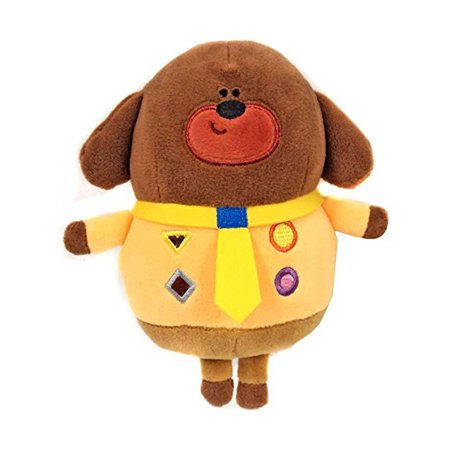 Hey Duggee Small Plush 7 inches - Hey Arnold Toys