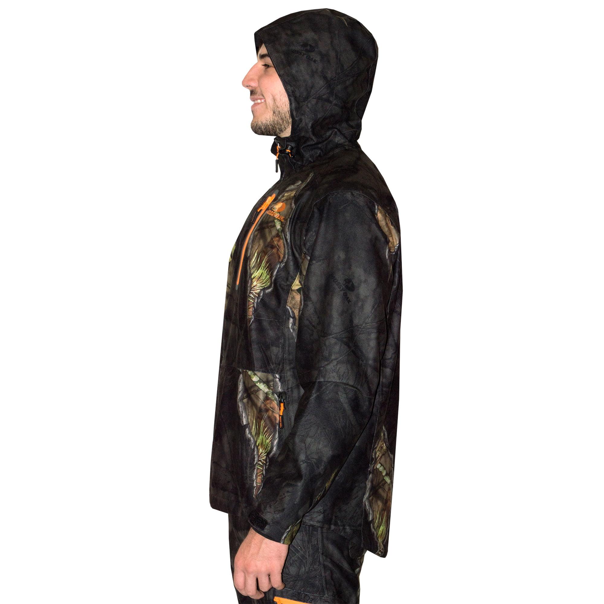 e80d7e5997558 Mossy Oak Eclipse Men's Scent Control Jacket - Walmart.com