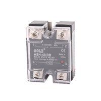 ASH-40DD 4-32VDC to 5-250VDC 40A Single Phase Solid State DC-DC Relay