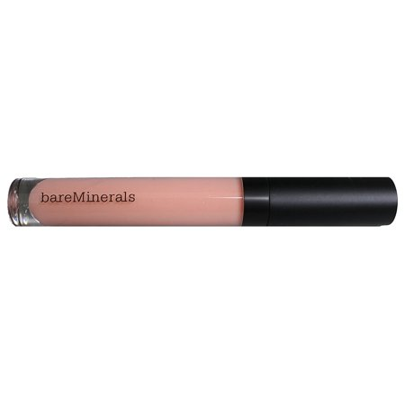 bareminerals moxie plumping lip gloss charmer, Charmer (soft creamy pink) By Bare Escentuals Bare Escentuals Mini Lip Gloss