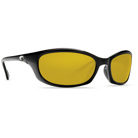 e216cb8d91 Costa Del Mar - Harpoon HR 11 Shiny Black Sunglasses - Walmart.com