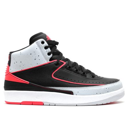 5b7d28e91620 Air Jordan - Men - Air Jordan 2 Retro  Infrared 23  - 385475-023 ...